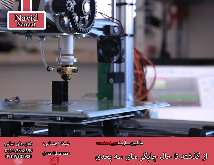 چاپگر های سه بعدی